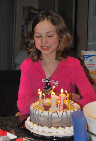 aly's 11th birthday