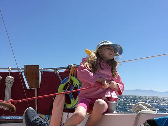 Skipper Zoe