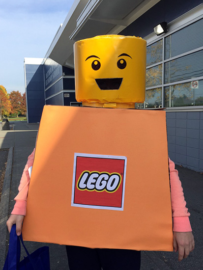 Aly the Lego Guy